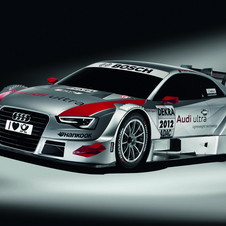 Audi A5 DTM Ready to Hit the Track this Weekend