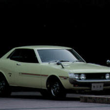 1970: The sporty Celica enters showrooms