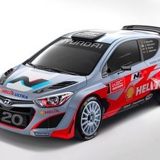 Hyundai has multiple drivers for its second car in 2014