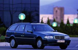 Mercedes-Benz C 200 Station Wagon AT