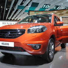 Renault Koleos dci150 4x4 Exception AT