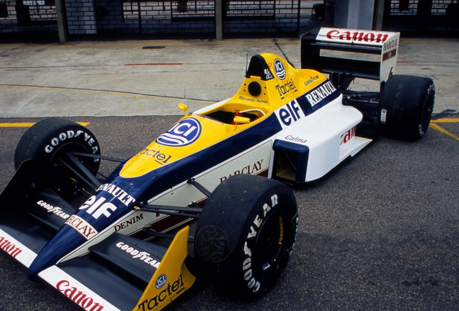 Williams F1 - The All Time Greatest Williams Drivers 2