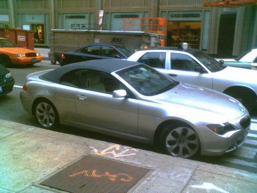 Bmw 645ci Specs. BMW 645Ci Cabrio Automatic. basic info. spec rating