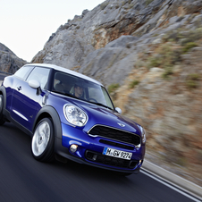 MINI (BMW) Paceman Cooper D ALL4 AT