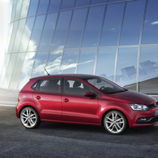 The new Polo receives an upgraded range of more powerful and more efficient engines