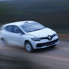 The R3T is based on the latest Clio R.S.