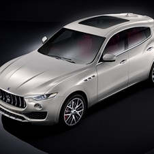 Maserati is betting strong in the Levante and expects that by 2018 it will become its best-selling model