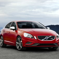 Volvo S60 T6 R-Design Geartronic