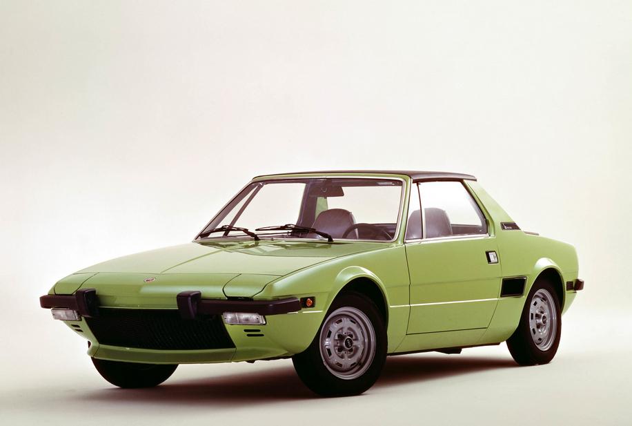 1972 Fiat X1 9. Fiat X 1/9. basic info