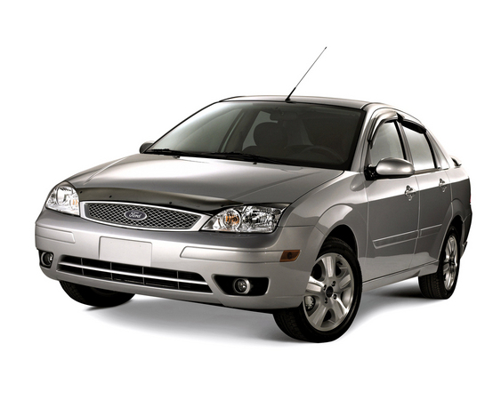 Ford Focus 2.0 Automatic (US)