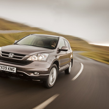Honda CR-V 4x4 2.2 i-DTEC EX Adv Safety 5dr