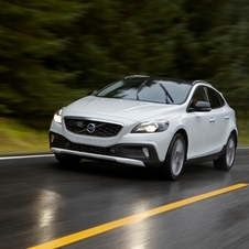Volvo V40 Cross Country D4 VED Summum