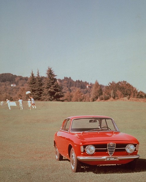 Alfa Romeo Gt Junior. Alfa Romeo GT Junior 1300