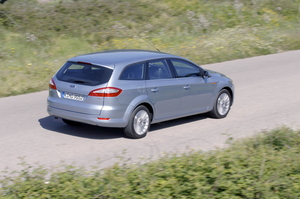 Ford Mondeo Estate 1.8 TDCi