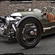 Morgan is giving the Three Wheeler a stiffer body for 2014 to improve handling