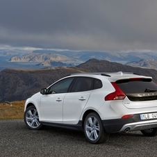 Volvo V40 Cross Country T5 AWD Summum Geartronic