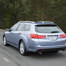 Acura TSX Sport Wagon AT w/ Technology Package