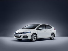 Honda Insight 1.3 Hybrid CVT-Automatic