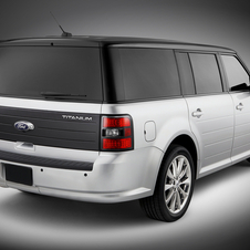 Ford Flex Titanium AWD