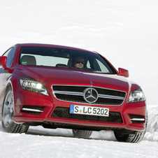 Mercedes-Benz CLS 550 4MATIC