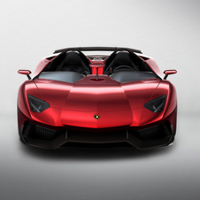 Lamborghini Aventador J Officially Revealed