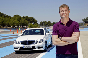Mercedes offer chance to race David Coulthard