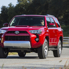 Toyota 4Runner Trail AWD