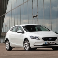 Volvo V40 D2 Kinetic Eco