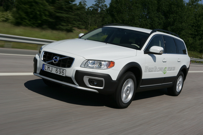 Volvo XC70 2.4D DRIVe Momentum Geartronic