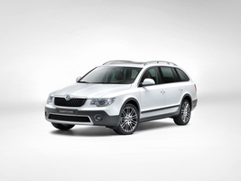 Skoda Superb Combi 2.0 TDI CR DPF Outdoor