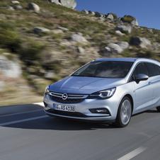 Opel Insignia Sports Tourer 1.6 CDTI Selection