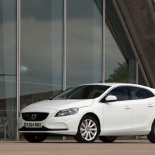 Volvo V40 D2 Kinetic Powershift
