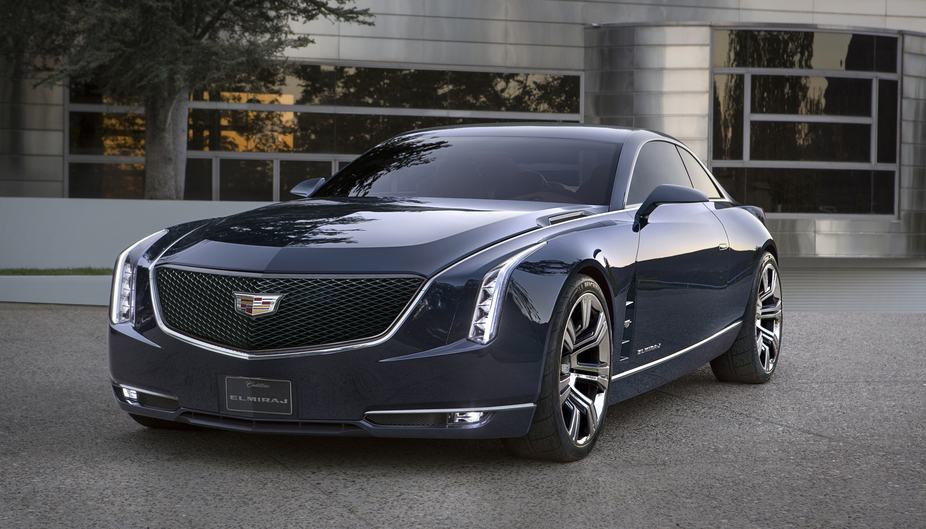 Cadillac Elmiraj Hints at the Future Cars by Mixing Classic and ...