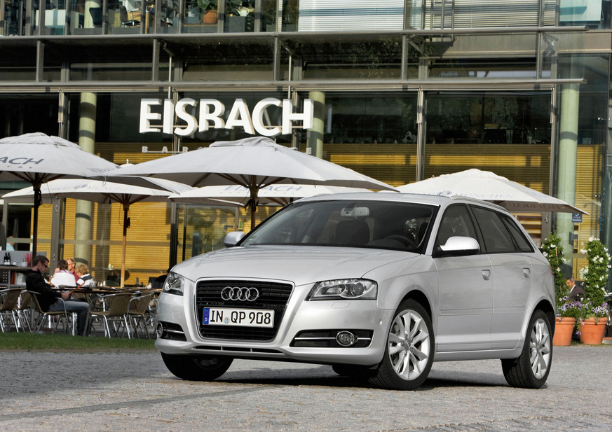 Audi A3 Sportback 2.0 TFSI Attraction