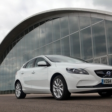 Volvo V40 D2 Kinetic Eco Powershift