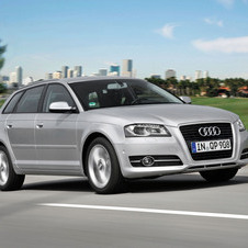 Audi A3 Sportback 1.8 TFSI Attraction