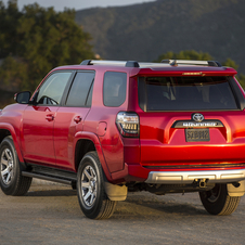 Toyota 4Runner Trail RWD