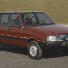 Citroën Visa II Super E West End