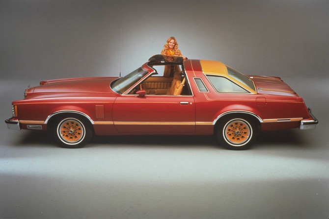 People Ford Thunderbird 1977 79 Photo Autoviva