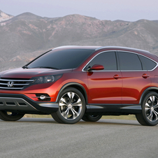 Honda Debuting Next-Gen CRV and Electric Fit at LA Auto Show
