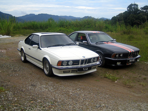 BMW 628 CSi Automatic