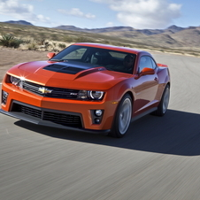 Camaro ZL1 Gets Faster Automatic Tap Shift Transmission