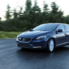 Volvo V40 D2 Summum Eco Powershift