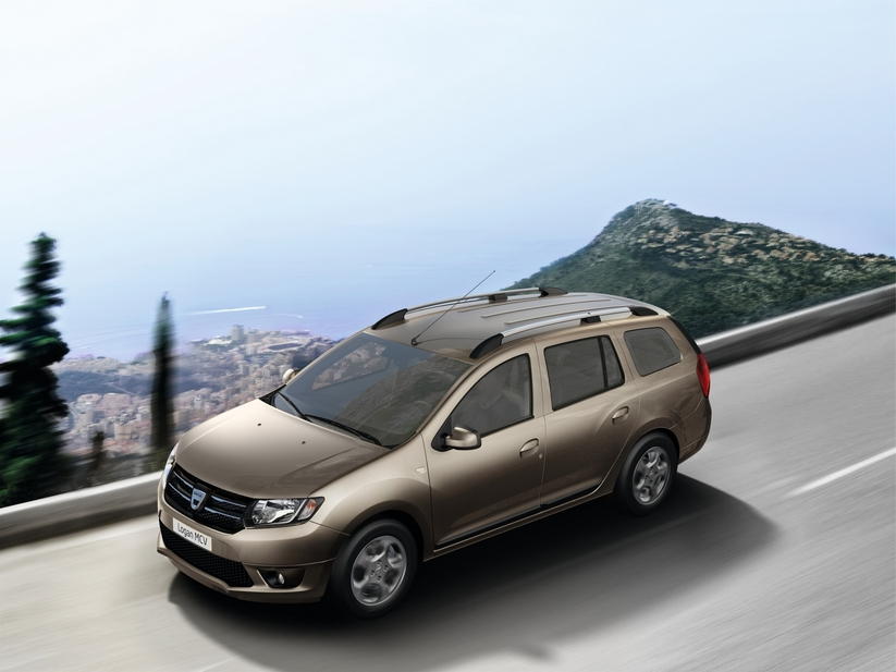 The Logan MCV is Dacia's final new model among its complete list of new models