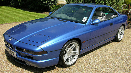 BMW 840Ci Automatic