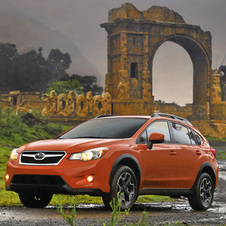 The XV Crosstrek brings the soft road concept of the Outback to the Impreza chassis