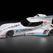 The Zeod RC will compete in this year's Le Mans 24 Hours race