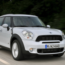 MINI (BMW) Cooper SD Countryman AT