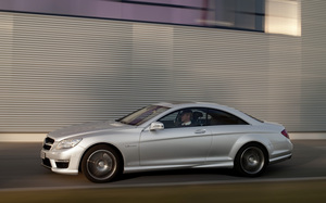 More power and less consumption for the new CL and S AMG models