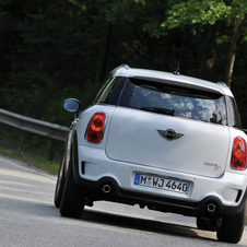 MINI (BMW) Cooper SD Countryman ALL4 AT